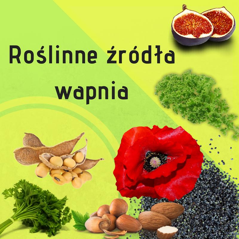 Roślinne źródła wapnia